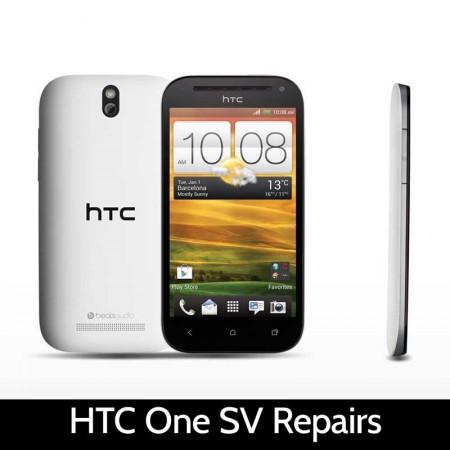 HTC-One-SV-Repairs